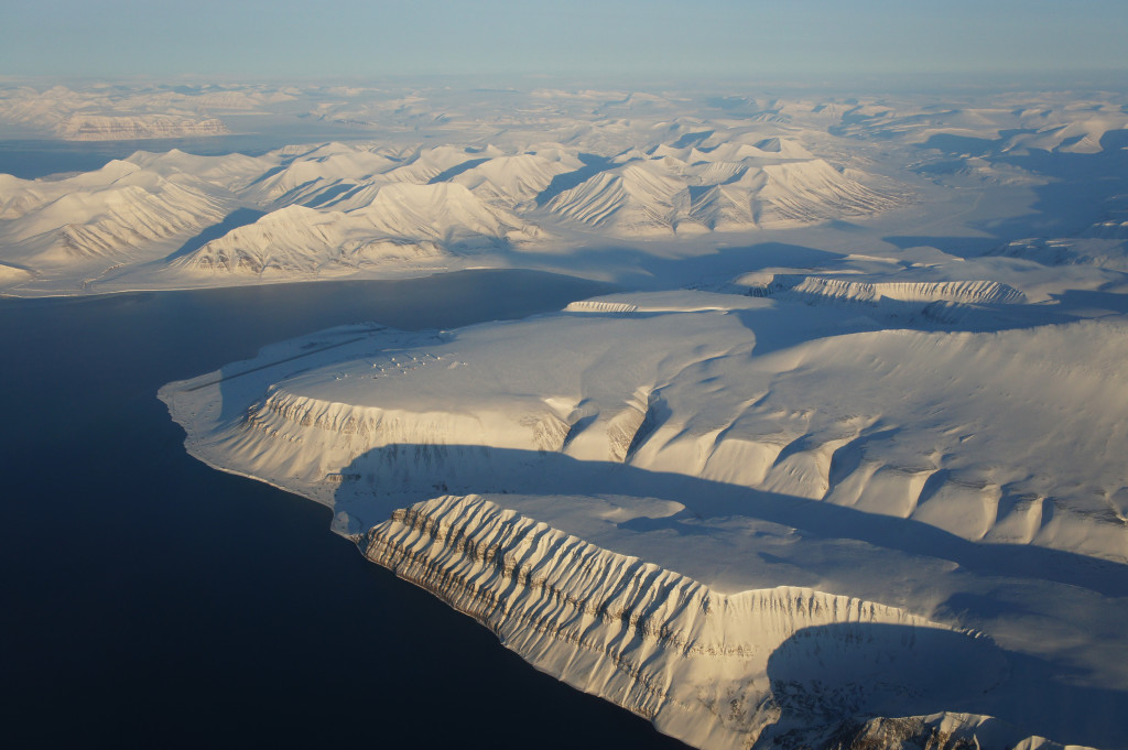 Spitzbergen Bookmark