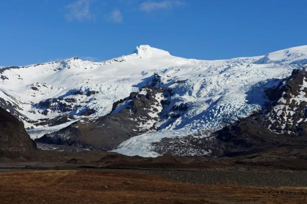 Arme des Vatnajökull