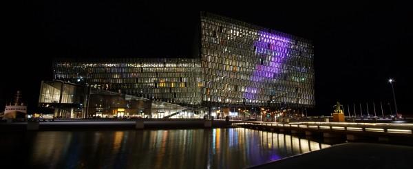 Opernhaus von Reykjavik