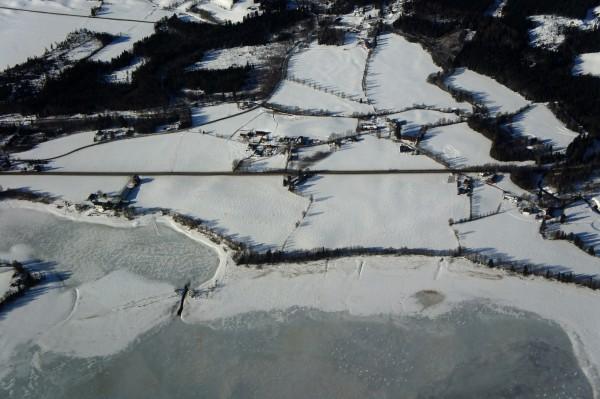 Winterwelt in Südnorwegen