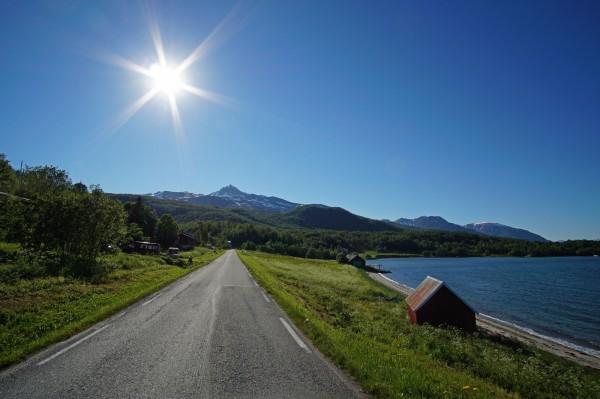 Tromsøer Sommersonne