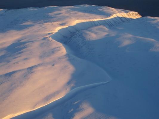 Finnmark im Winter 2