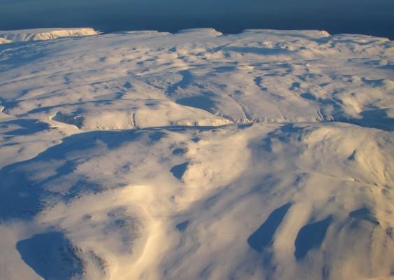 Finnmark im Winter