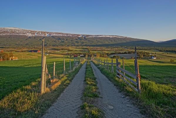 Südnorwegisches Hinterland