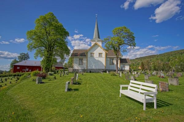 Südnorwegische Sommeridylle
