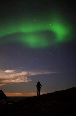 Der Traum jedes Polarlichtjägers