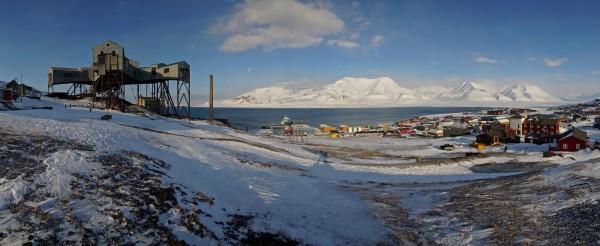 Longyearbyen Übersicht